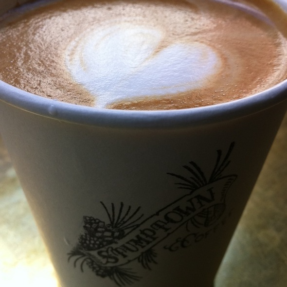 Latte @ Stumptown Coffee Roasters