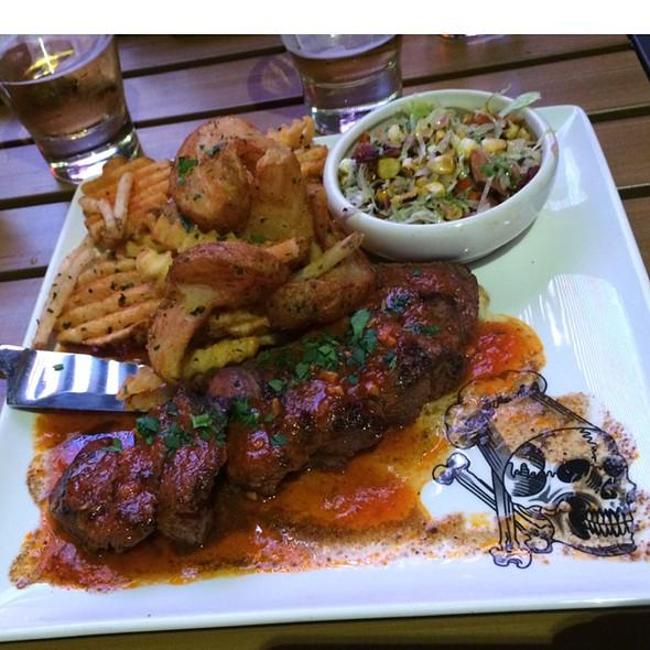 Steak @ Guy Fieri's Vegas Kitchen & Bar