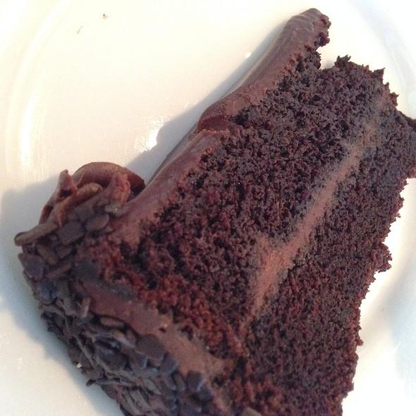 Chocolate Raspberry Cake - Ports O Call, San Pedro, CA