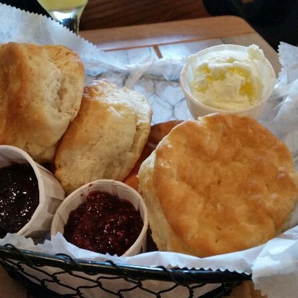 Biscuits - Lowcountry Bistro, Charleston, SC
