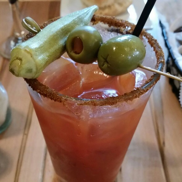 Bloodymary - Lowcountry Bistro, Charleston, SC