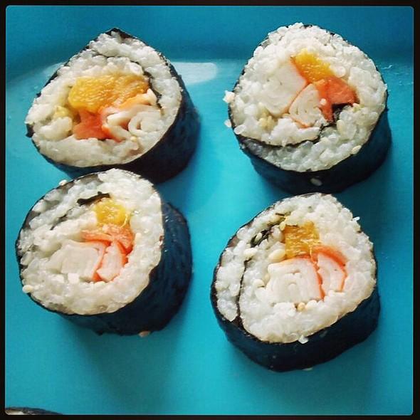 Sushi @ Ciccina