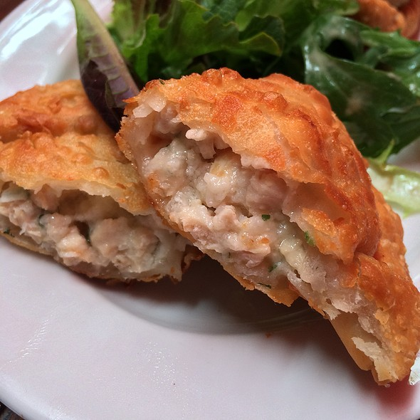 Chicken Empanadas - Novecento - Brickell, Miami, FL