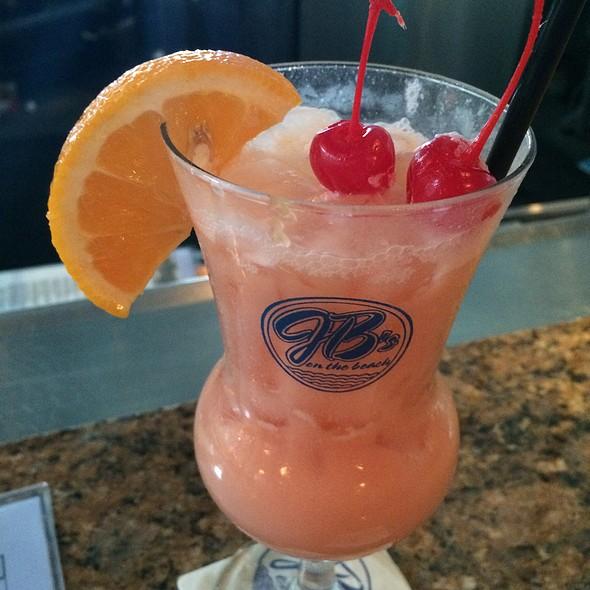 Jb's Painkiller Cocktail - JB's On The Beach, Deerfield Beach, FL