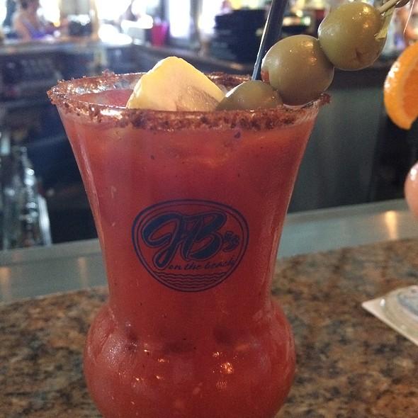 Bloody Mary - JB's On The Beach, Deerfield Beach, FL