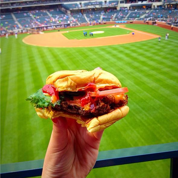 Shack Burger @ Shake Shack Citi Feild
