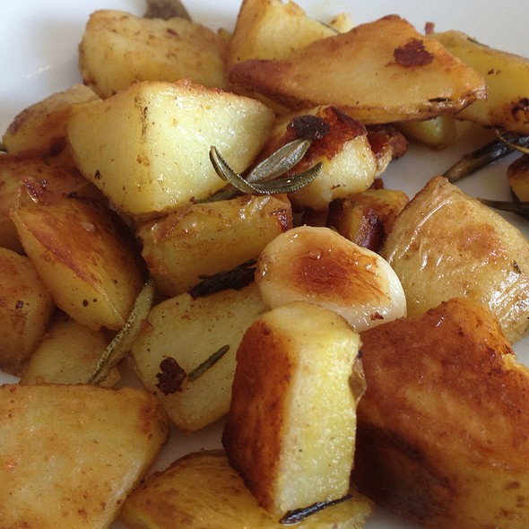 Rosemary Garlic Homefries @ Feel Good Kitchen