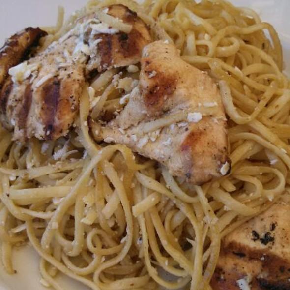 Macedonian Pasta w/ Chicken   - The Greek Mediterranean Steak & Seafood, Ventura, CA