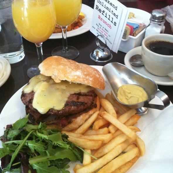 Cheese Burger - Regional, New York, NY