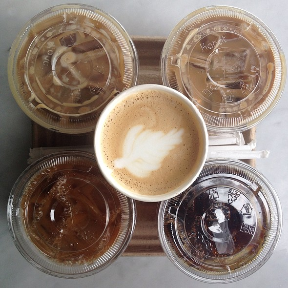 Assorted Coffees @ Beacon Coffee & Pantry