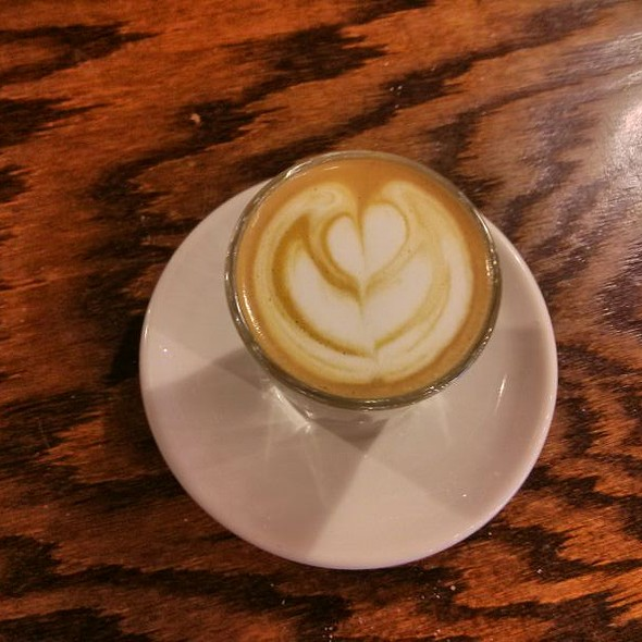 Cortado @ 21st Street Coffee and Tea