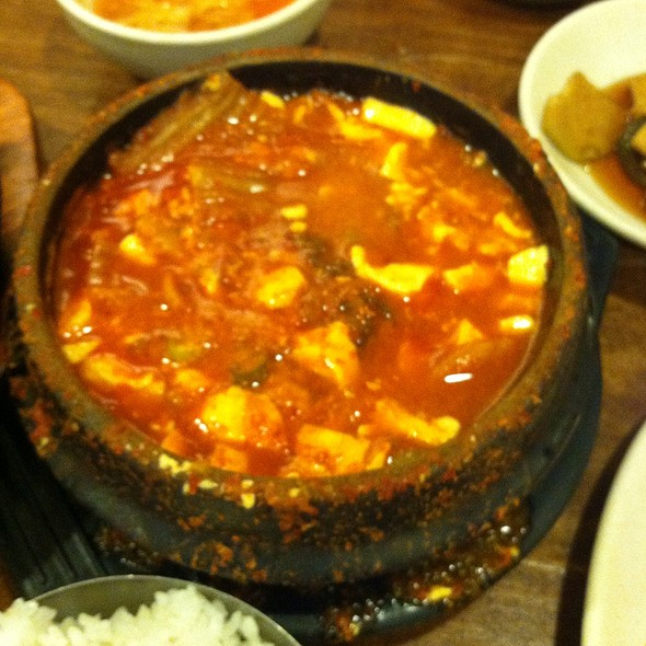 4. Kimchi And Beef @ Lighthouse Tofu