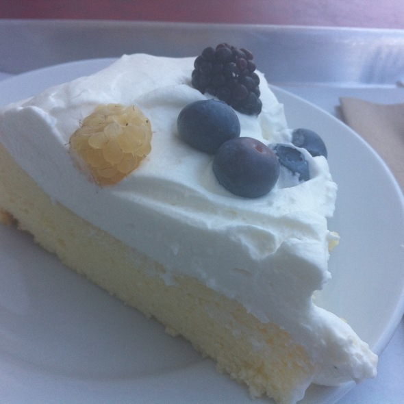 Ricotto Cheesecake @ Forage