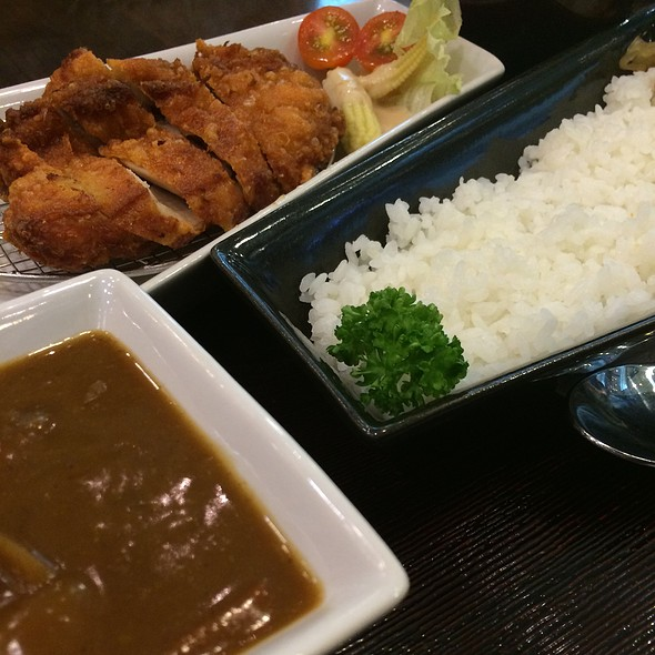 Tamago Yaki @ Fuji Japanese Restaurant @Central Festival Pattaya Beach