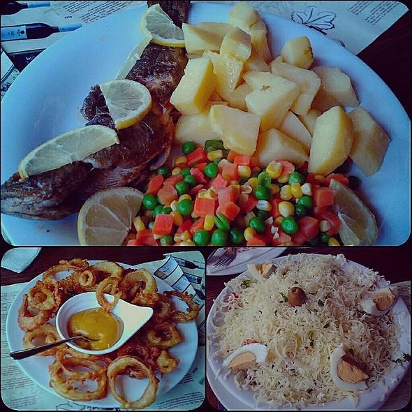Salad @ Gostilnica La Tana