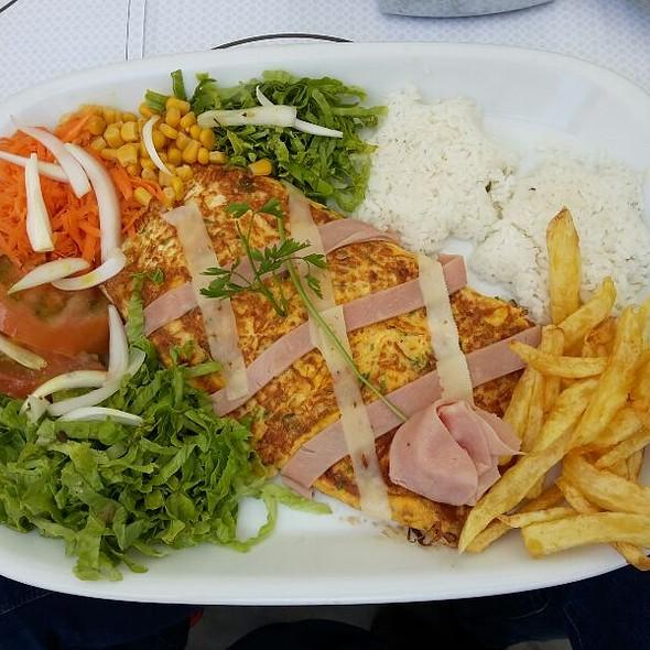 Omelete Mista @ Pousadinha