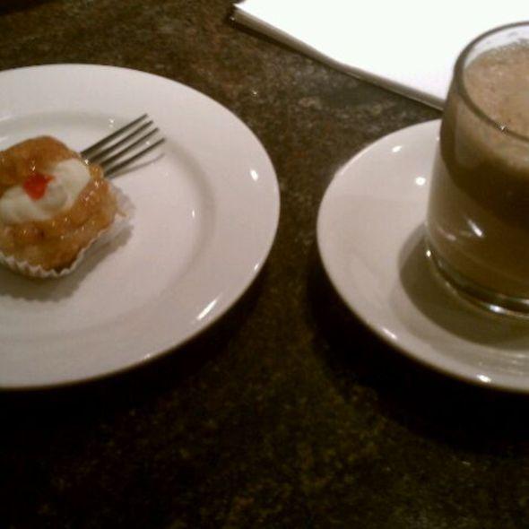 Baba Rum Pastry @ Pasticceria Rocco