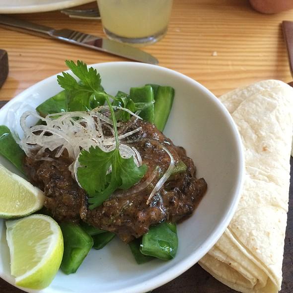 Cactus Salad @ La Condesa
