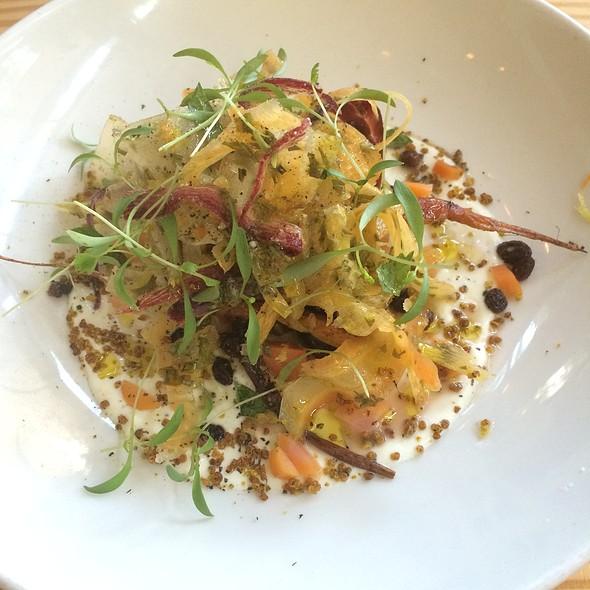 Carrot Salad @ La Condesa