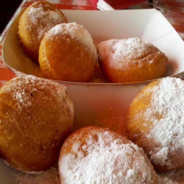 Sugar Biscuits @ Smoky Jon's No 1B-B-Q