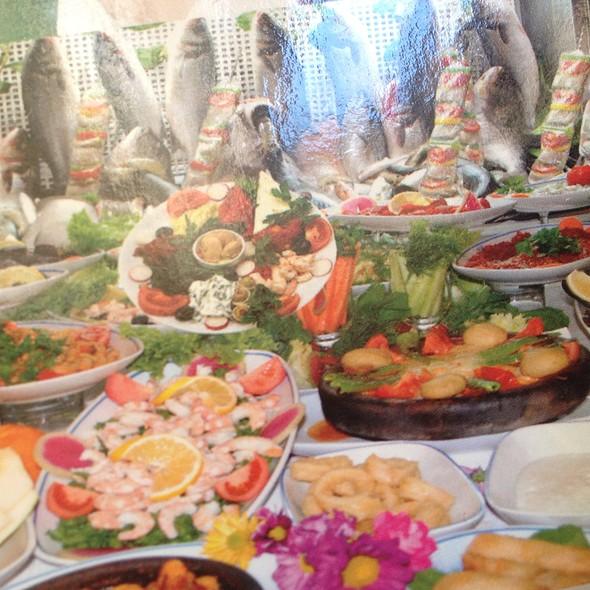 Seasonal Fish @ Pasazade Ottoman Cuisine