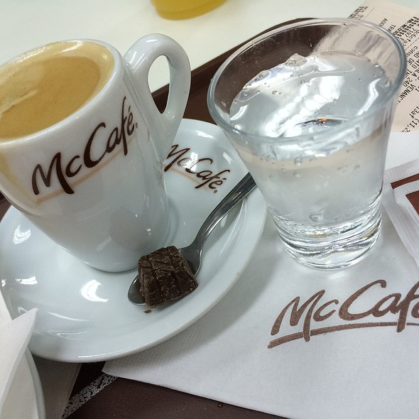 Espresso @ Mcdonald's At Parkshopping