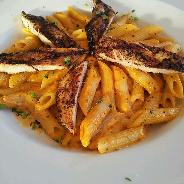 Chicken Pasta @ Great Southern Cafe