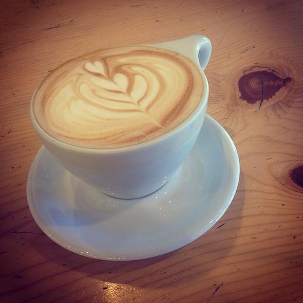 Latte @ Black Velvet Coffee