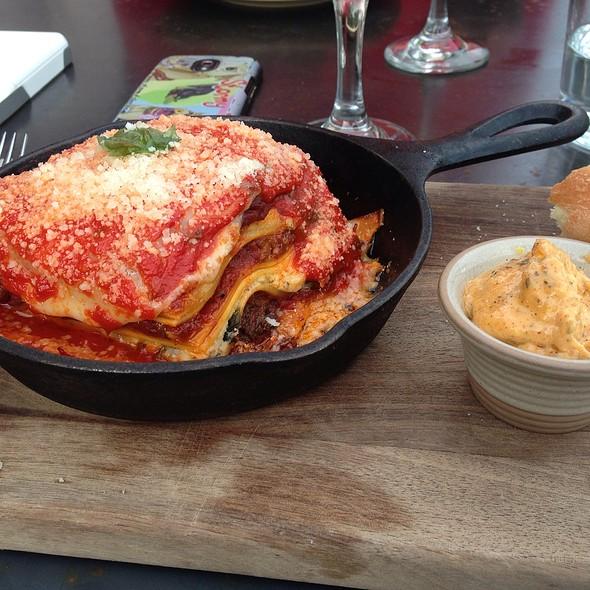 #lasagna @ Campo