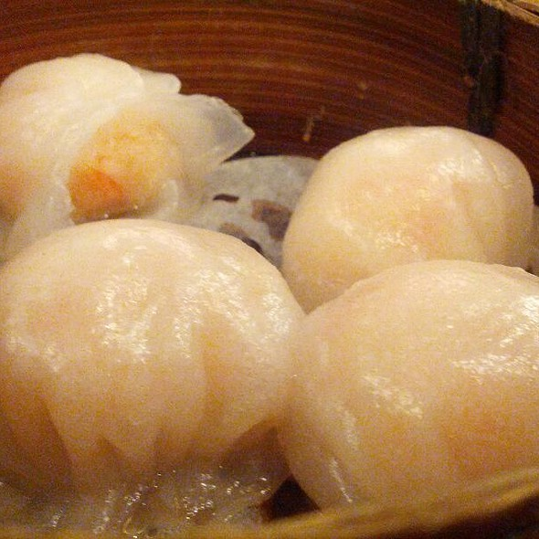 Har Gow @ Ginger and Onion Cuisine