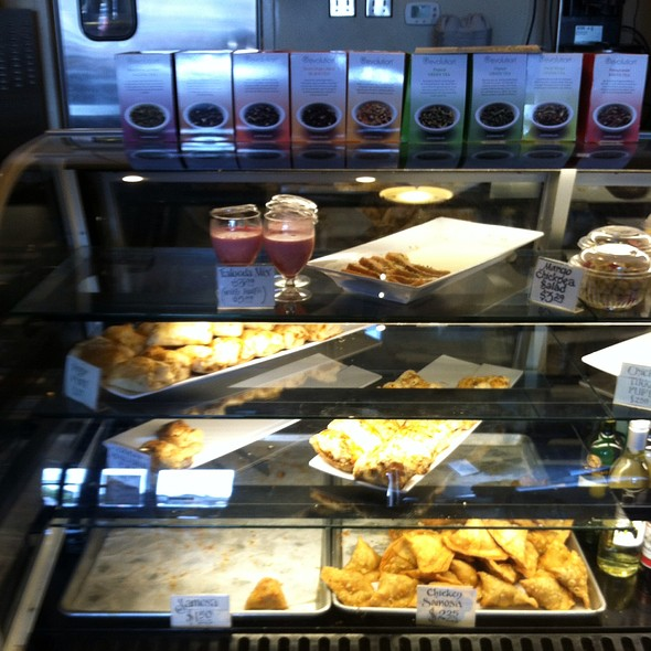 Case1 @ IndAroma Restaurant, Bakery & Catering
