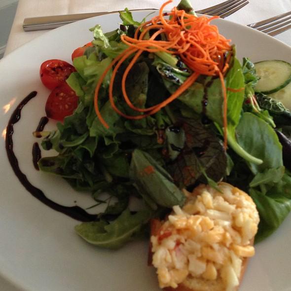 garden salad - Spring House Restaurant, Kitchen & Bar, Winston-Salem, NC