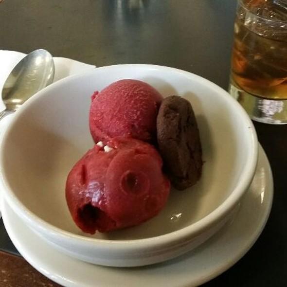 Rasberry Sorbet