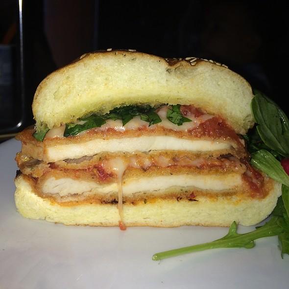 Chicken Parmigiano Panini - Rubirosa, New York, NY