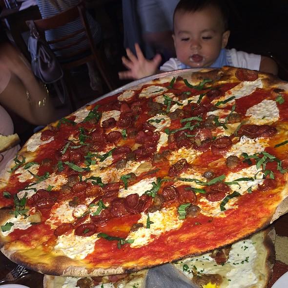 Rubirosa Supreme Pizza - Rubirosa, New York, NY