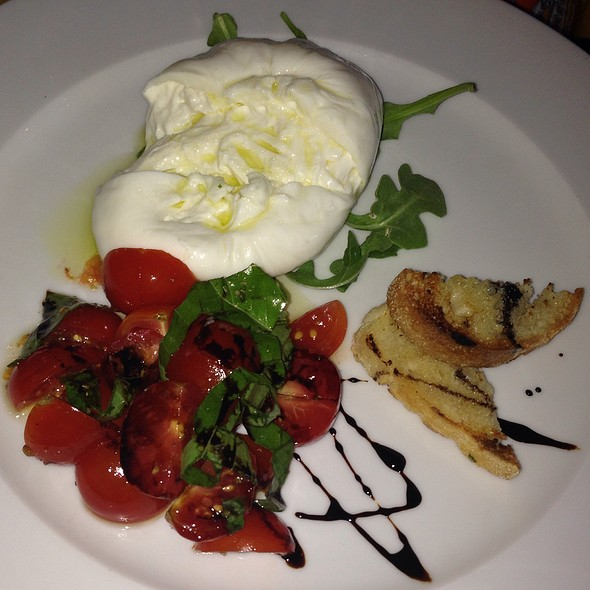 Burrata Appetizer - Girasole - Philadelphia, Philadelphia, PA