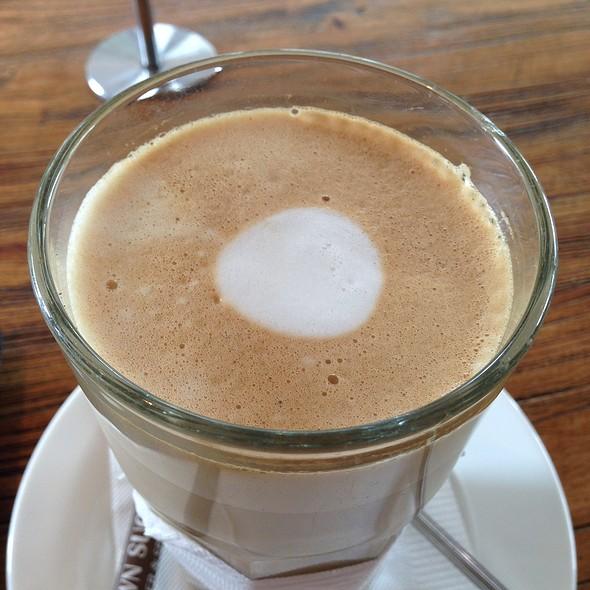 Cafe Latte @ Baker & Spice