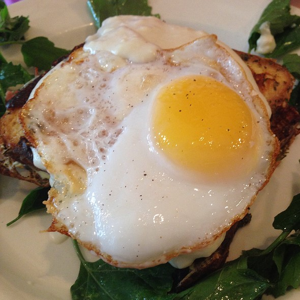 Croque Madame @ Flatbush Farm
