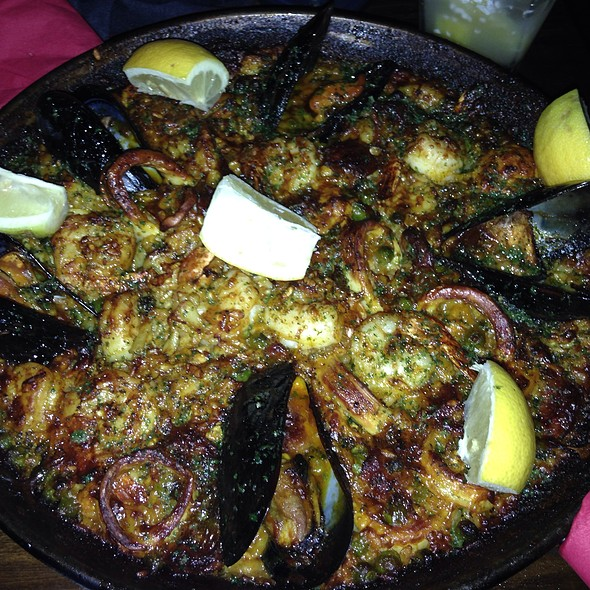 Paella Mixta - La Tasca - Penn Quarter, Washington, DC