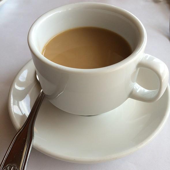 Coffee @ Thai Bistro