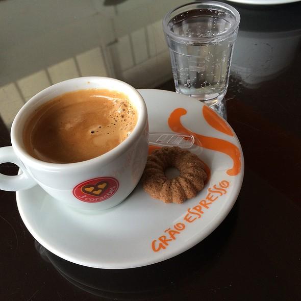Espresso @ Grão Espresso