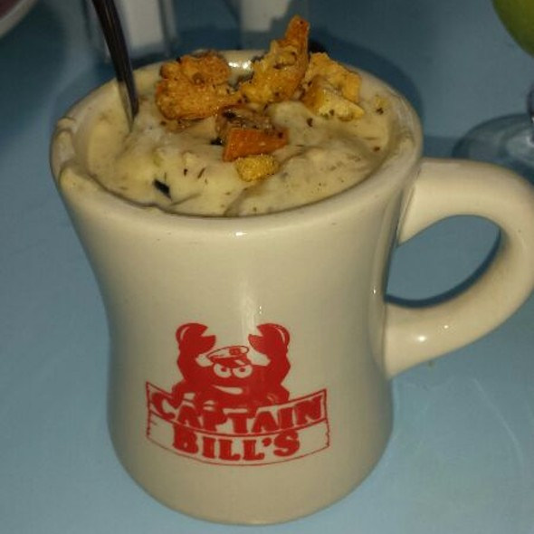 Clam Chowder - Captain Bill's - Middleton, Middleton, WI
