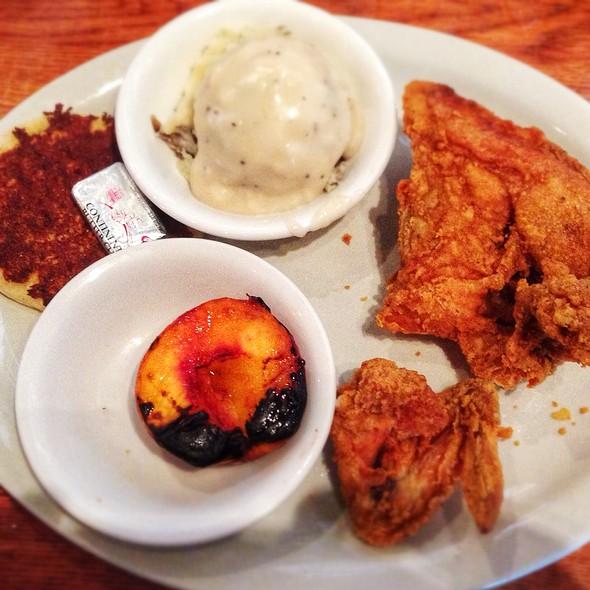Chicken Fried Chicken - Puckett's Historic Downtown Franklin, Franklin, TN