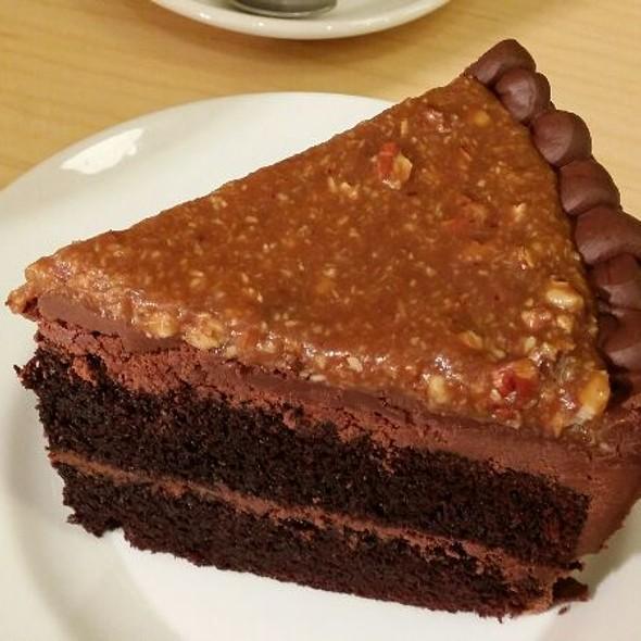 German Chocolate Cake @ Clinton Street Baking Company