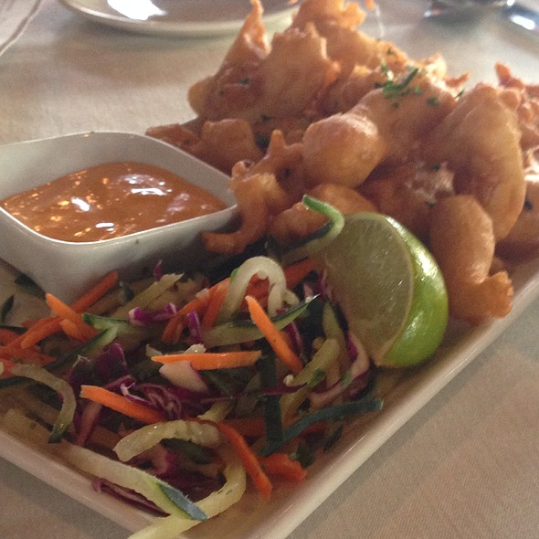 Calamari - Rusty Pelican Restaurant, Newport Beach, CA