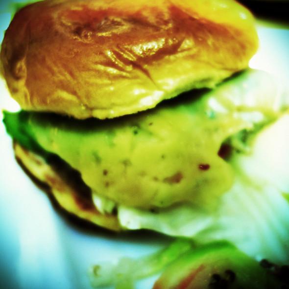 Grilled Chicken Sandwich @ Summer House