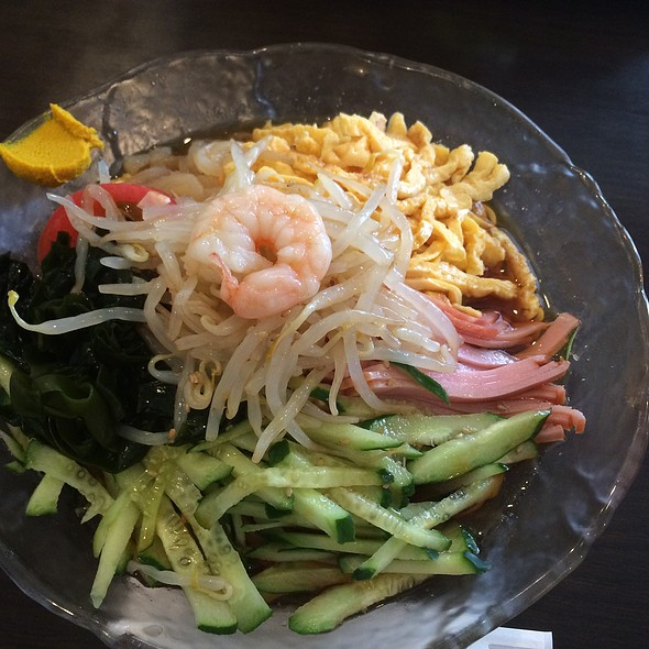 Cold Noodles @ 幸楽
