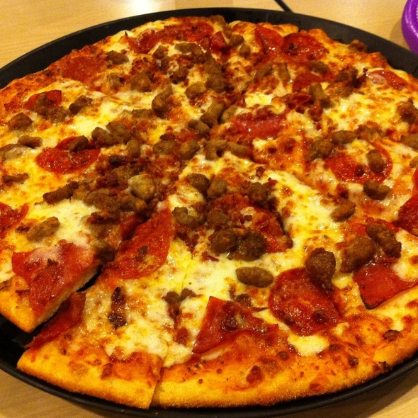 chuck e cheeses individual pepperoni