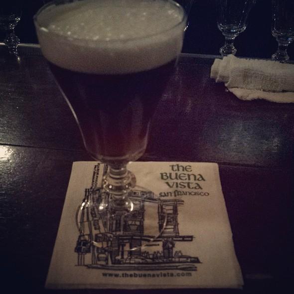 Irish Coffee @ Buena Vista Cafe