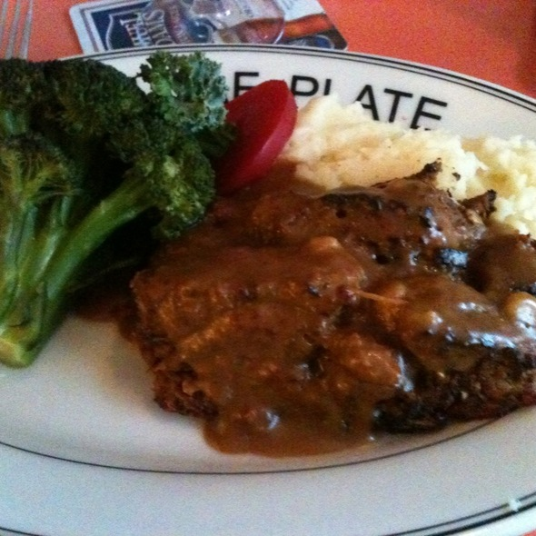 Meatloaf @ Uptown Cafeteria and Support Group
